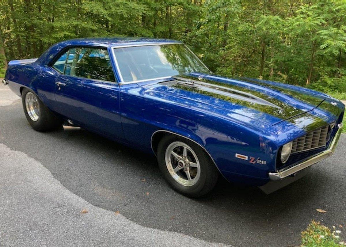 1969 Chevrolet Camaro Z28 Tribute for sale in Lake Hiawatha, NJ