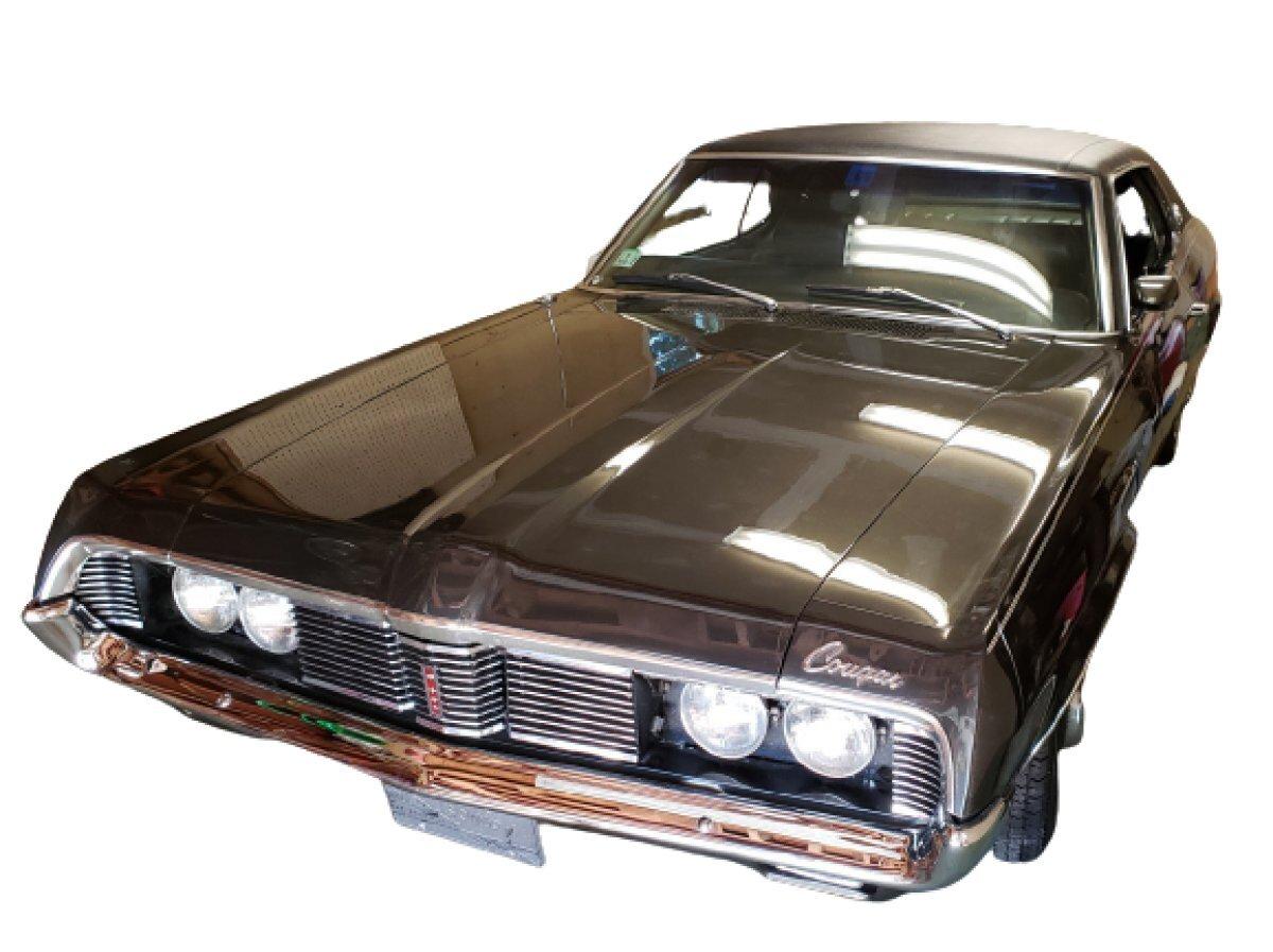 1969 Mercury Cougar XR-7