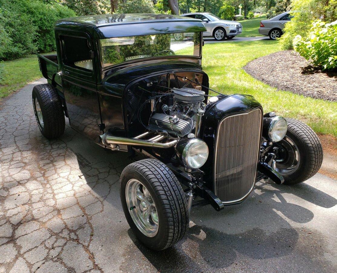 1932 Ford Model A Pickup Custom