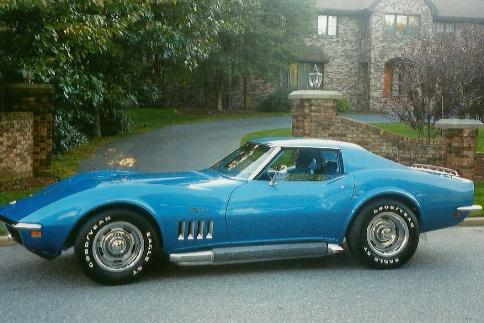 1969 Chevrolet Corvette Sting Ray for sale in Worcester, MA