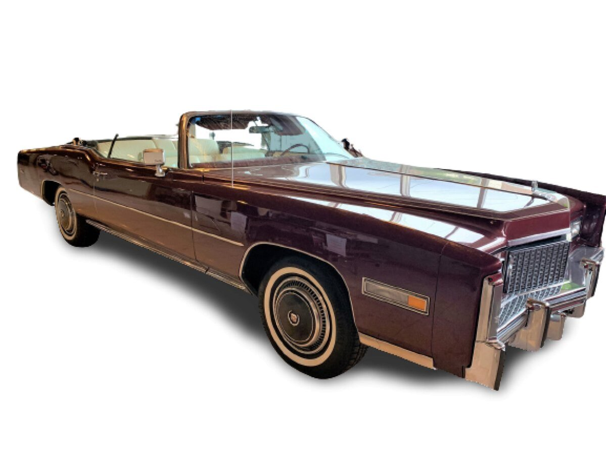 1976 Cadillac Eldorado Convertible for sale in Lake Hiawatha, NJ