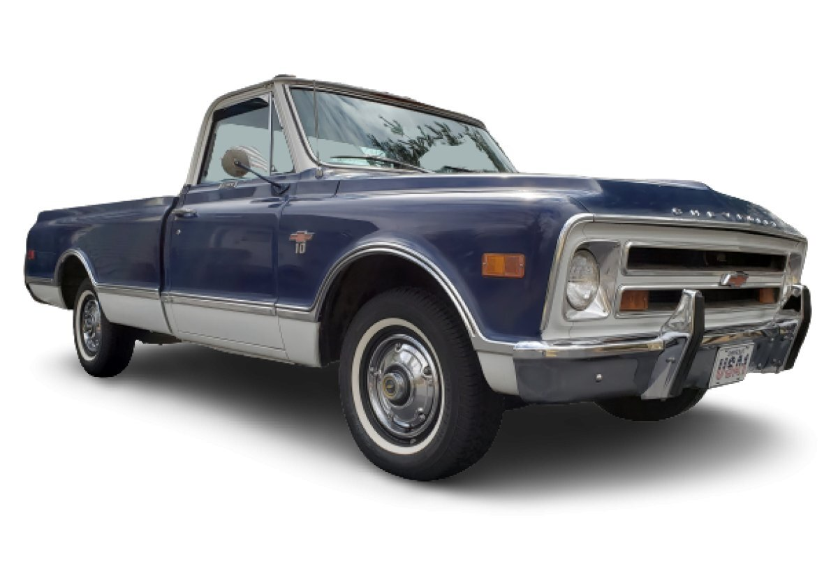1968 Chevrolet C10 CST Pickup