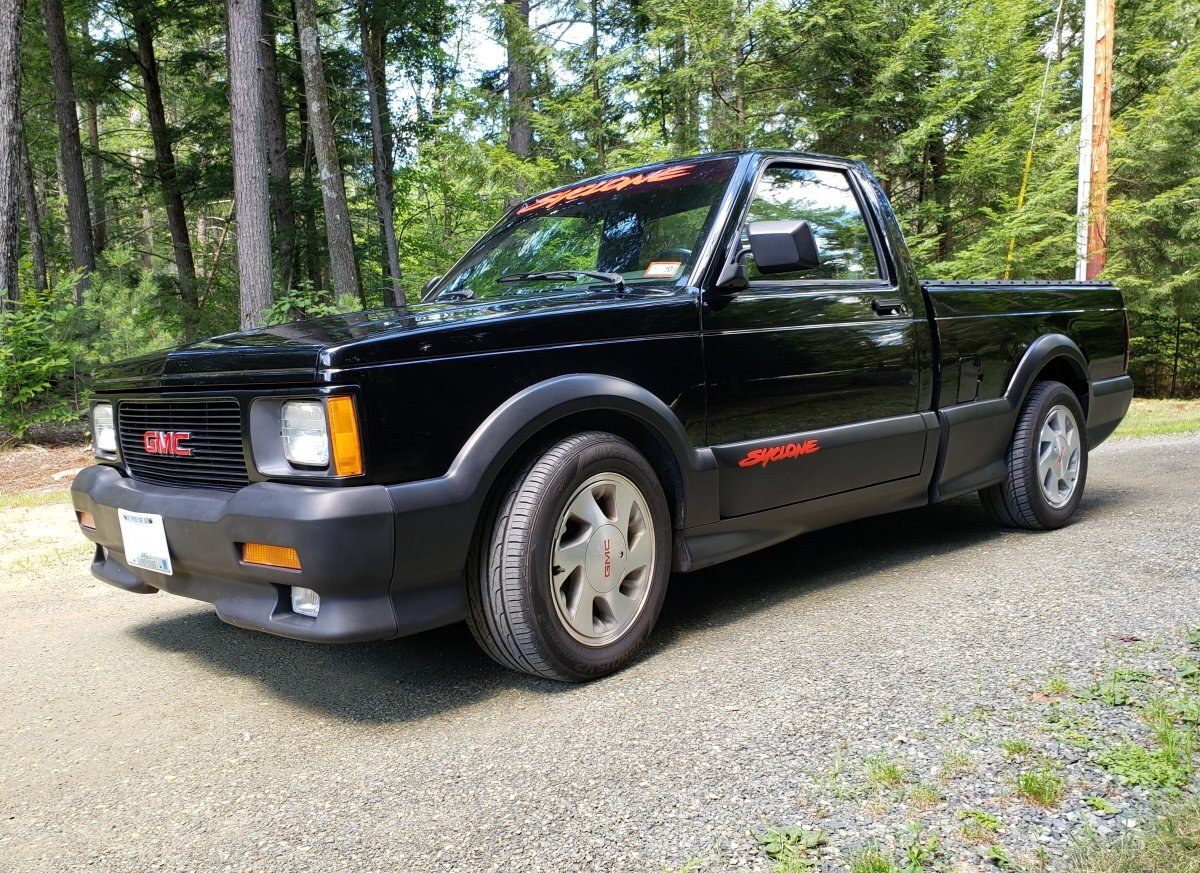 1991 GMC Syclone for sale in Hanover, MA