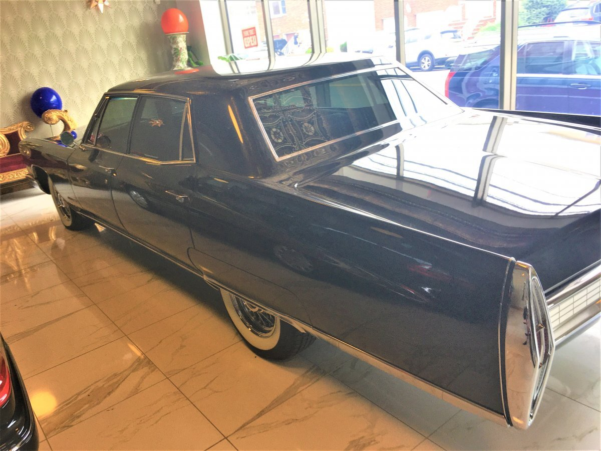 1967 Cadillac Fleetwood for sale in Lake Hiawatha, NJ