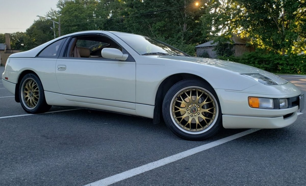 1991 Nissan 300ZX 2+2 Hatchback for sale in Hanover, MA