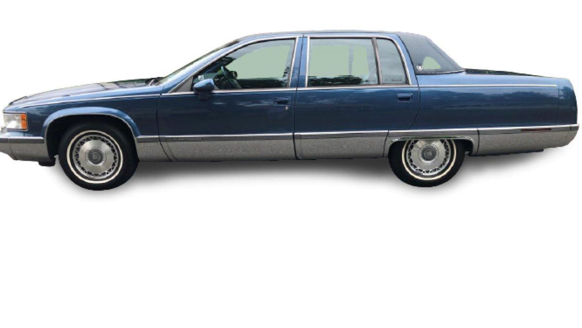 1993 Cadillac Fleetwood Brougham for sale in Lake Hiawatha, NJ