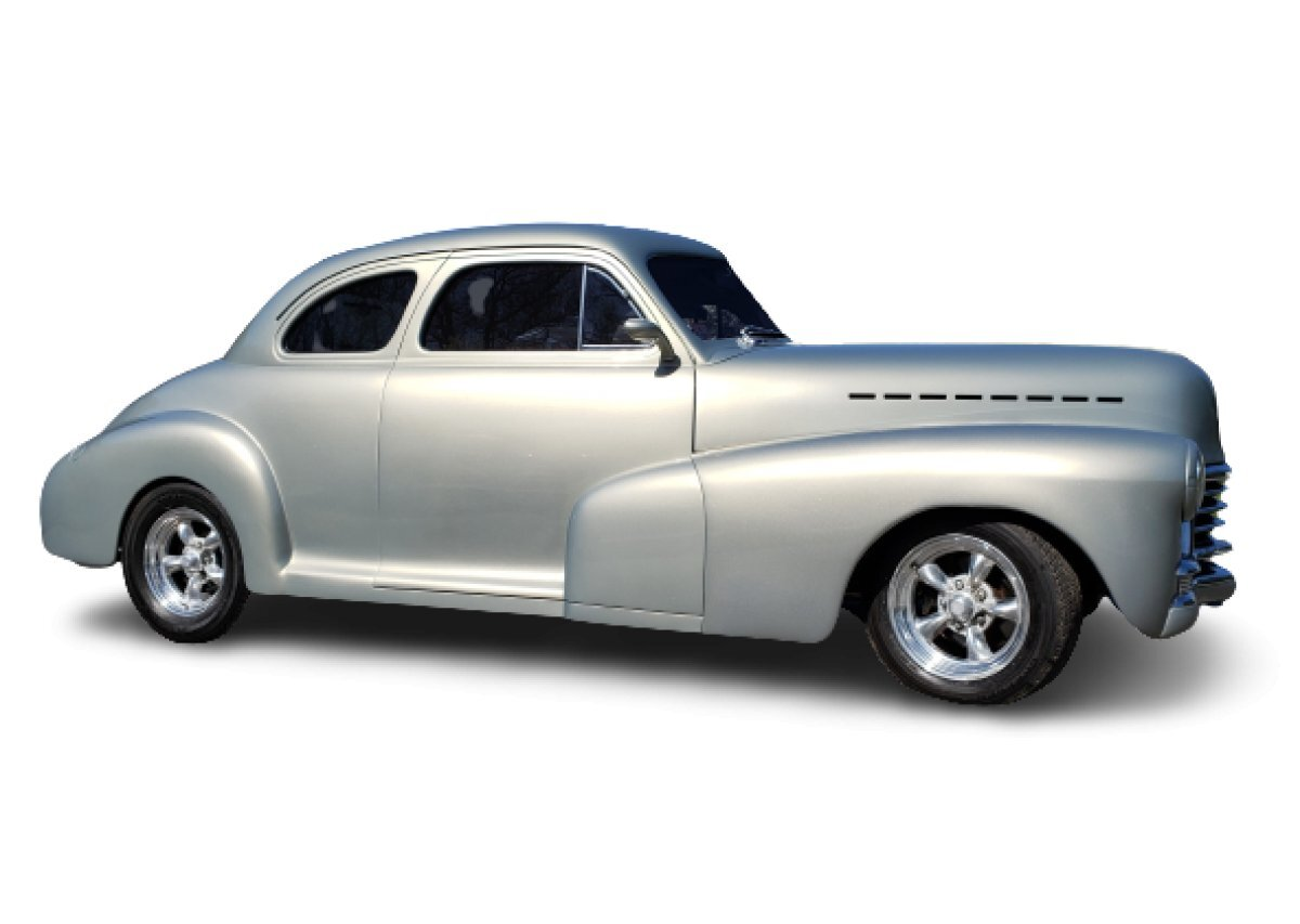 1947 Chevrolet Stylemaster Restomod Coupe