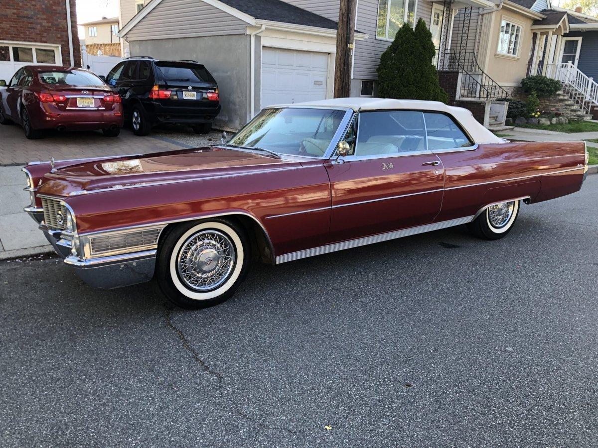 1965 Cadillac Eldorado Convertible for sale in Lake Hiawatha, NJ
