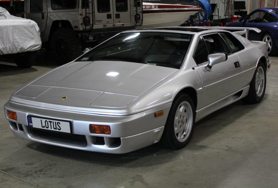 1992 Lotus ESPRIT SE Turbo Highwing