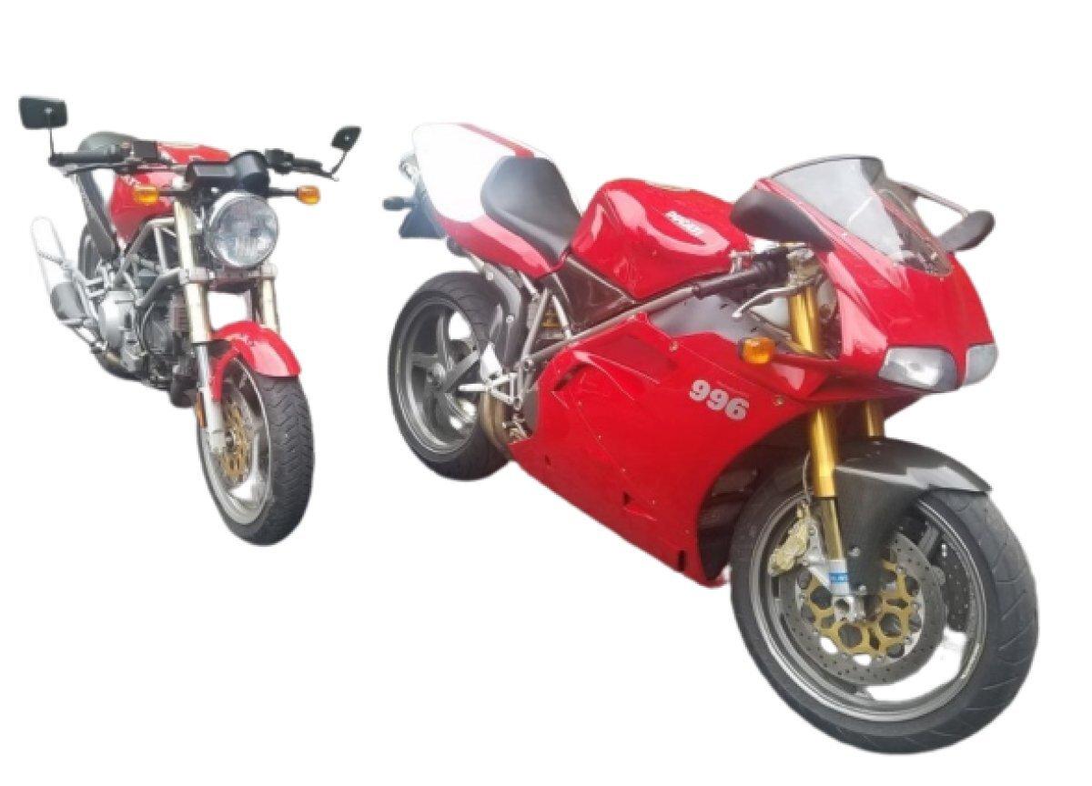 2001 Ducati 996 SPS