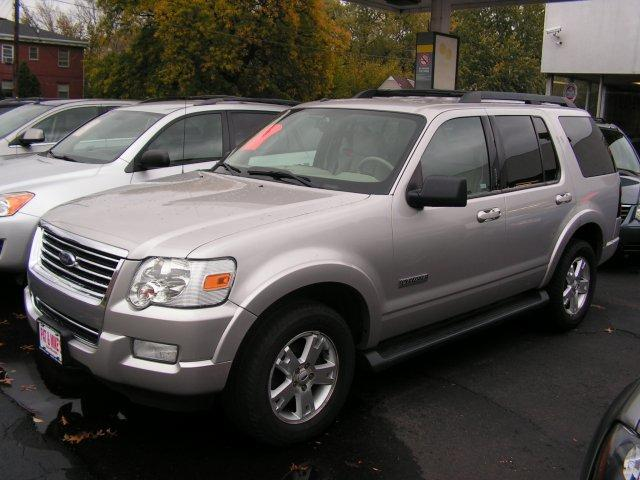 2007 FORD EXPLORER XLT Advance trac RSC