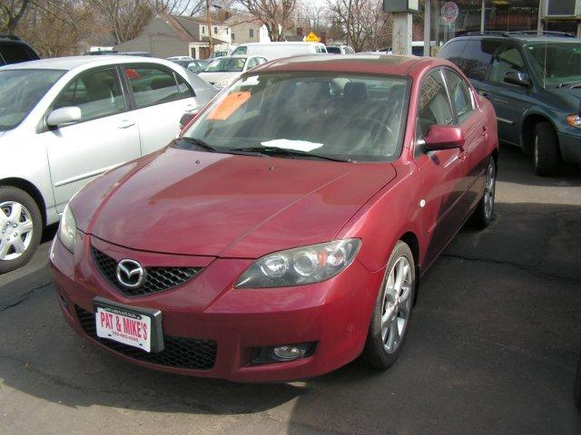 2008 MAZDA MAZDA3 i Sport 4-Door for sale in Canton, OH