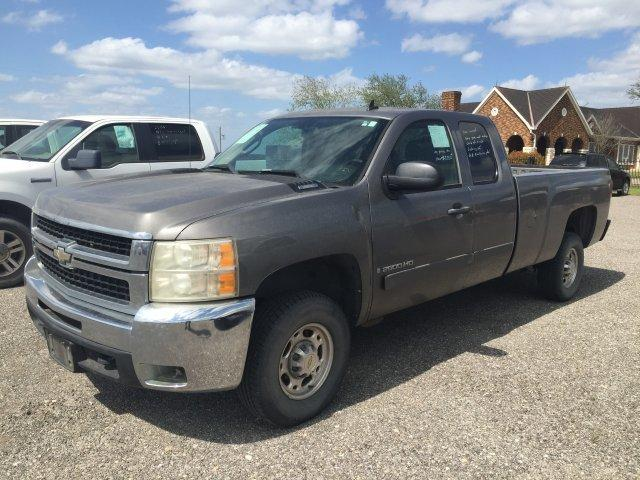 2007 CHEVROLET SILVERADO 2500HD LT in Karnes City, TX