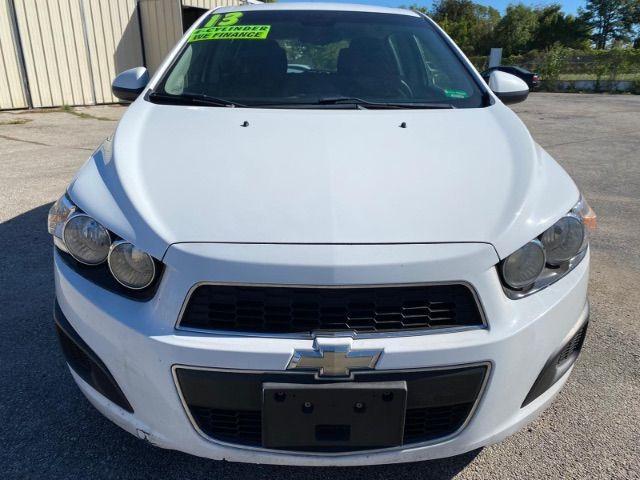 2013 CHEVROLET SONIC LT Auto 5-Door for sale in Houston, TX