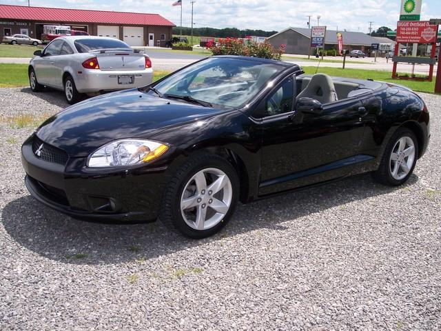 2010 MITSUBISHI ECLIPSE GS Spyder Convertible