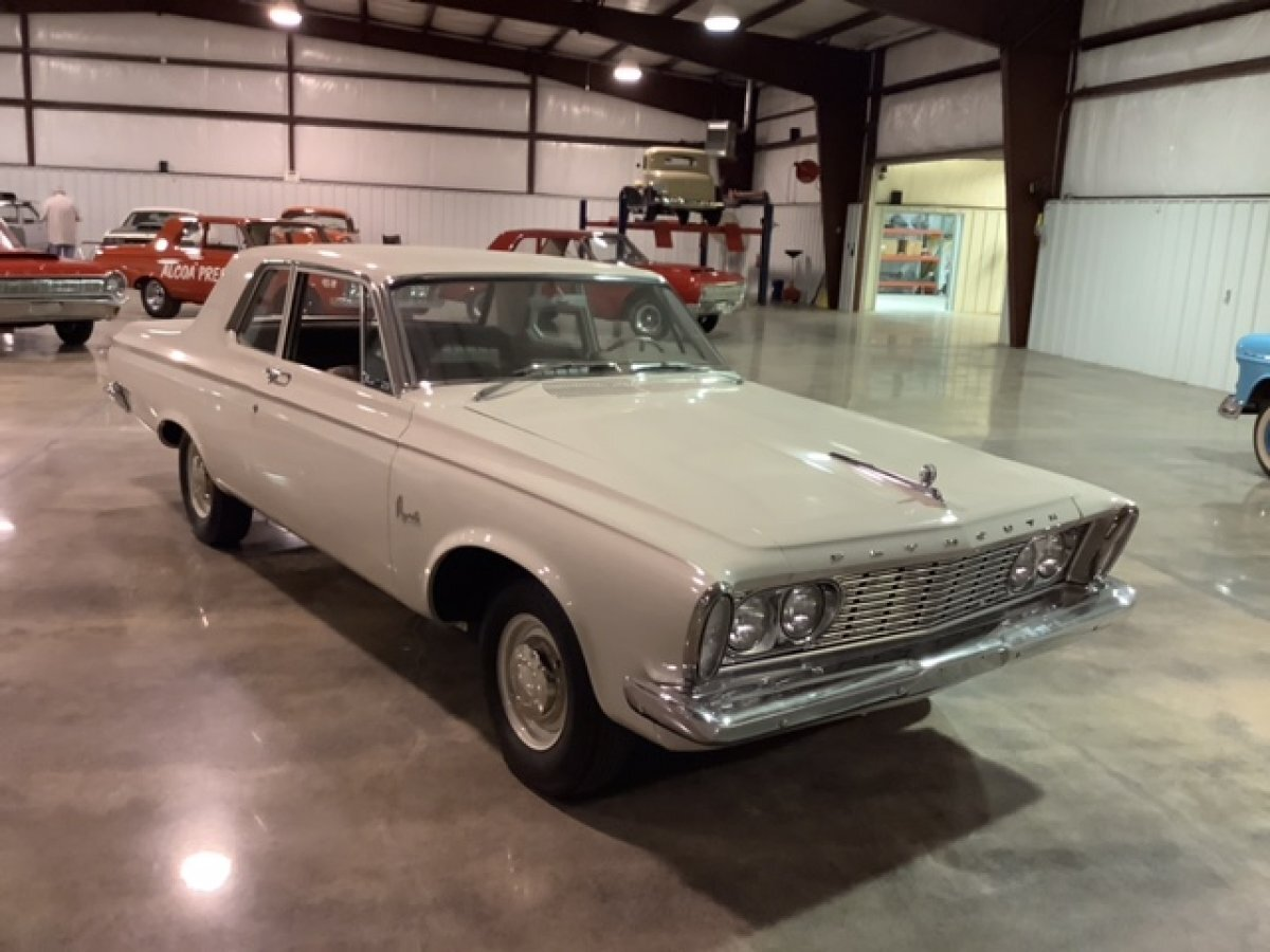 1963 PLYMOUTH SAVOY MAX WEDGE POST 426 MAX WEDGE in Milford, OH