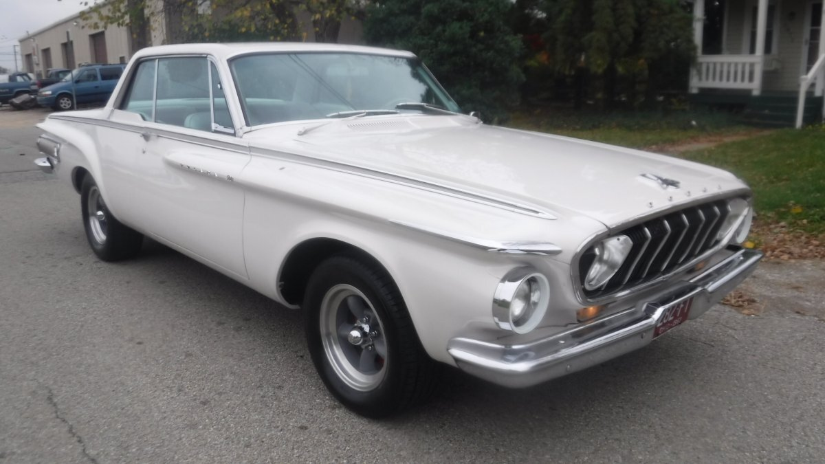 1962 DODGE POLARA 500 COUPE 500 BUCKET SEATS 361HI PO in Milford, OH