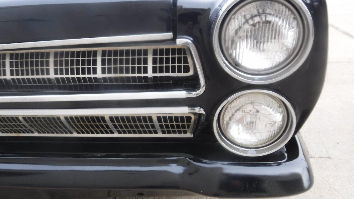 1966 MERCURY COMET 427 DUAL QUAD 427 DUAL QUAD AUTO 2 DOOR POST - Photo