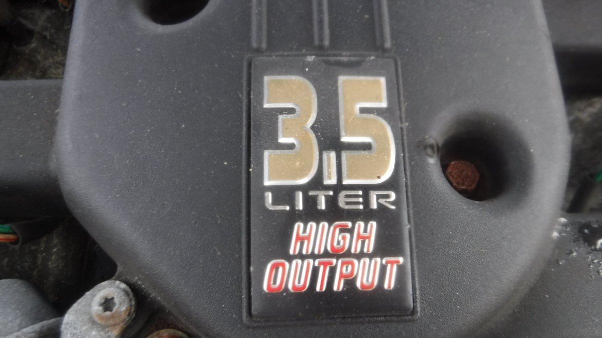 2001 CHRYSLER 300H 3.5 HIGH OUTPUT - Photo