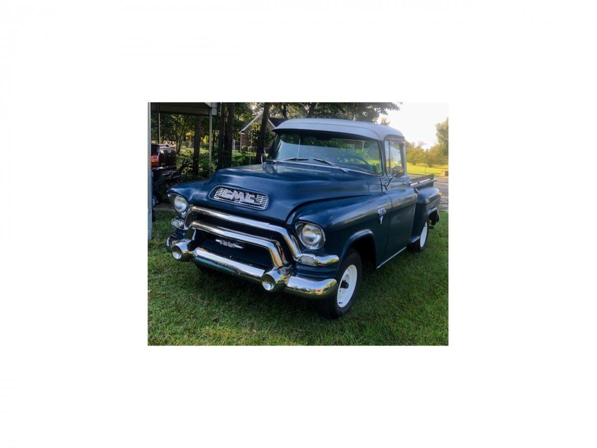 1956 GMC 100 V8, HYDROMATIC RADIO in Milford, OH