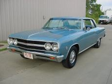 1965 CHEVROLET CHEVELLE MALIBU SUPER SPORT CO