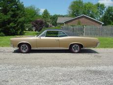 1967 PONTIAC GTO HIGH OUTPUT HO