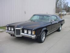 1970 PONTIAC GRAND PRIX MODEL J BLACK / GOLD