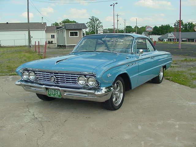 1961 BUICK LESABRE 2 DOOR in Milford, OH