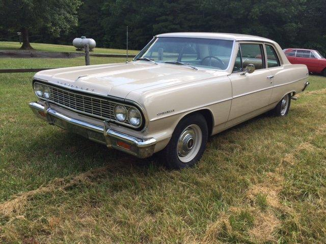 1964 CHEVROLET CHEVELLE 300 300 TWO DOOR POST in Milford, OH