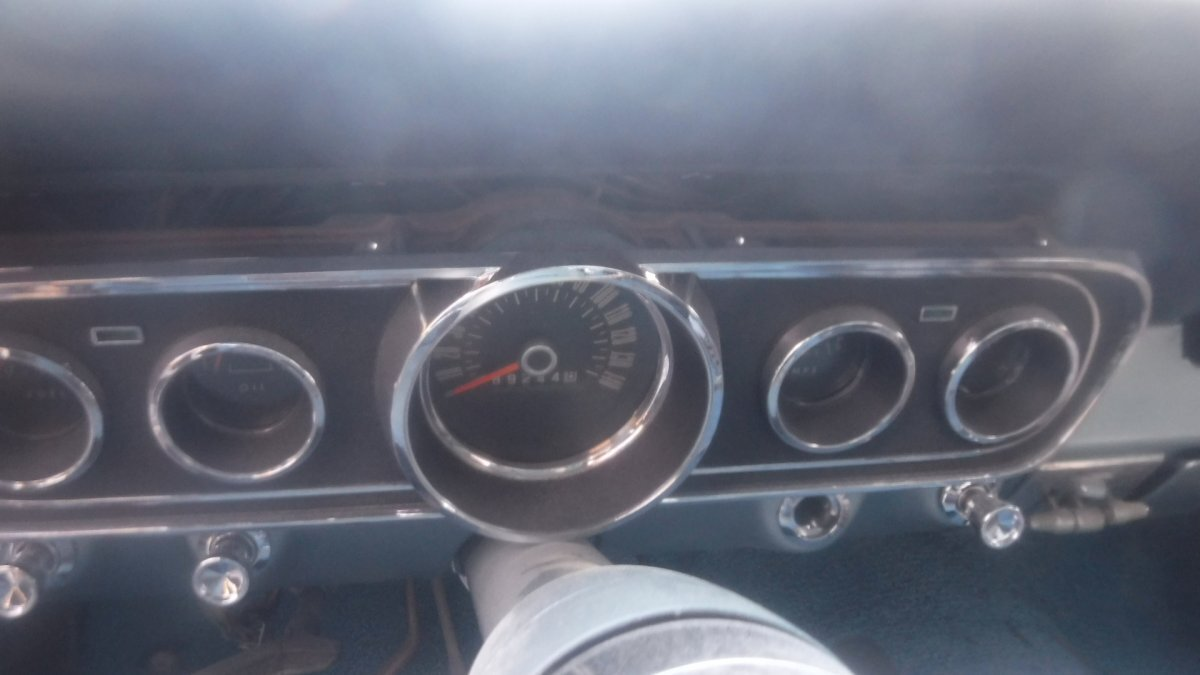 1966 FORD MUSTANG GT FAST BACK 4 SPEED GT FAST BACK 4 SPEED - Photo