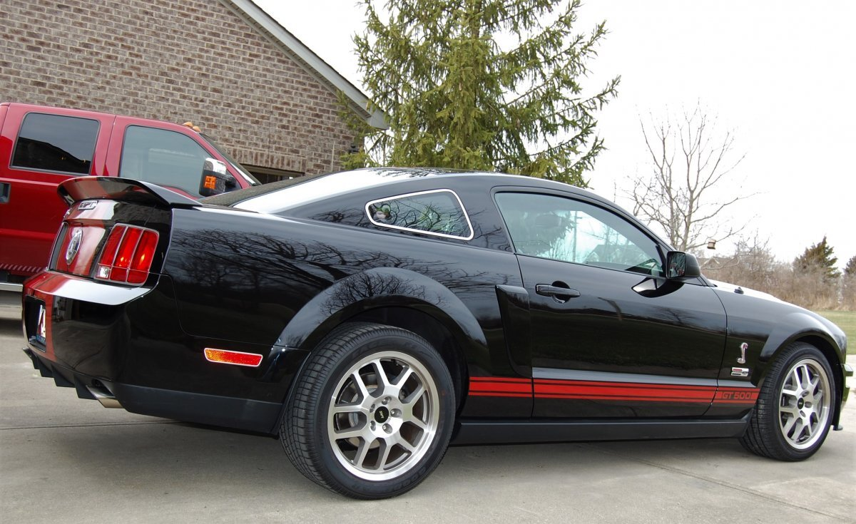 2007 FORD MUSTANG SHELBY GT 500 SHELBY GT 500 - Photo
