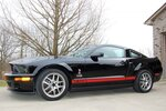 2007 FORD MUSTANG SHELBY GT 500 SHELBY GT 500