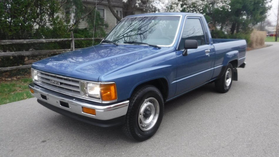 1988 TOYOTA PICK UP TRUCK LONG BED 2WD, in Milford, OH