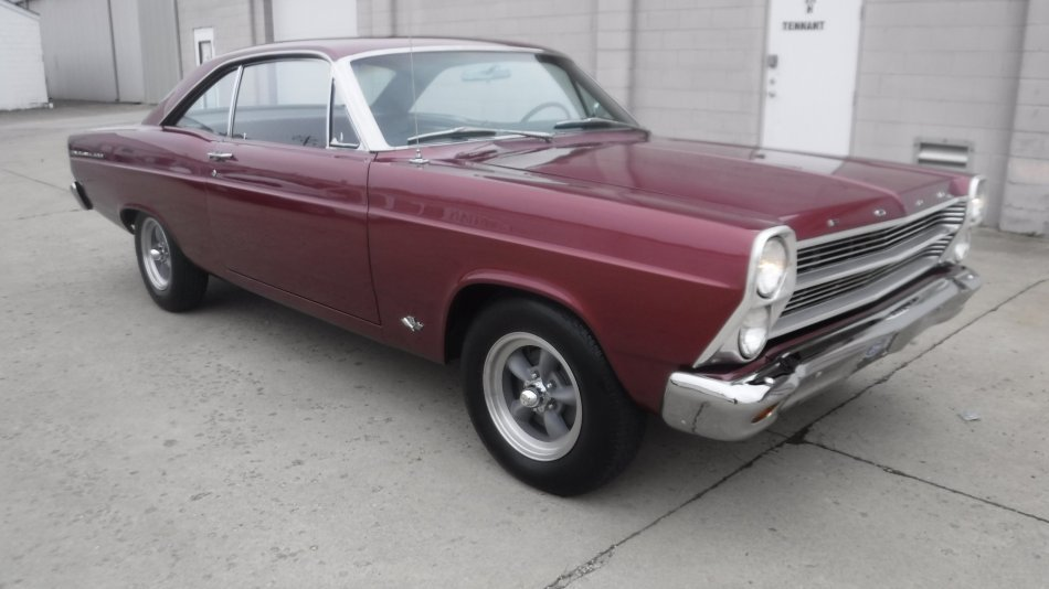 1966 FORD FAIRLANE 500 COUPE V8, MANUAL TRANS in Milford, OH
