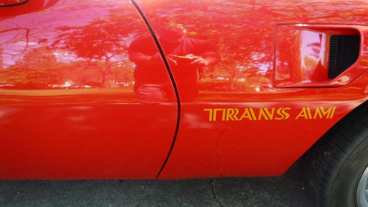 1974 PONTIAC TRANS AM SUPER DUTY SUPER DUTY AUTO AC - Photo