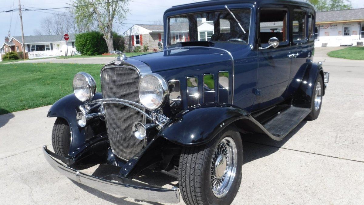 1932 CHEVROLET STREET ROD V8, AUTO 4 DOOR - Photo