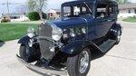 1932 CHEVROLET STREET ROD V8, AUTO 4 DOOR
