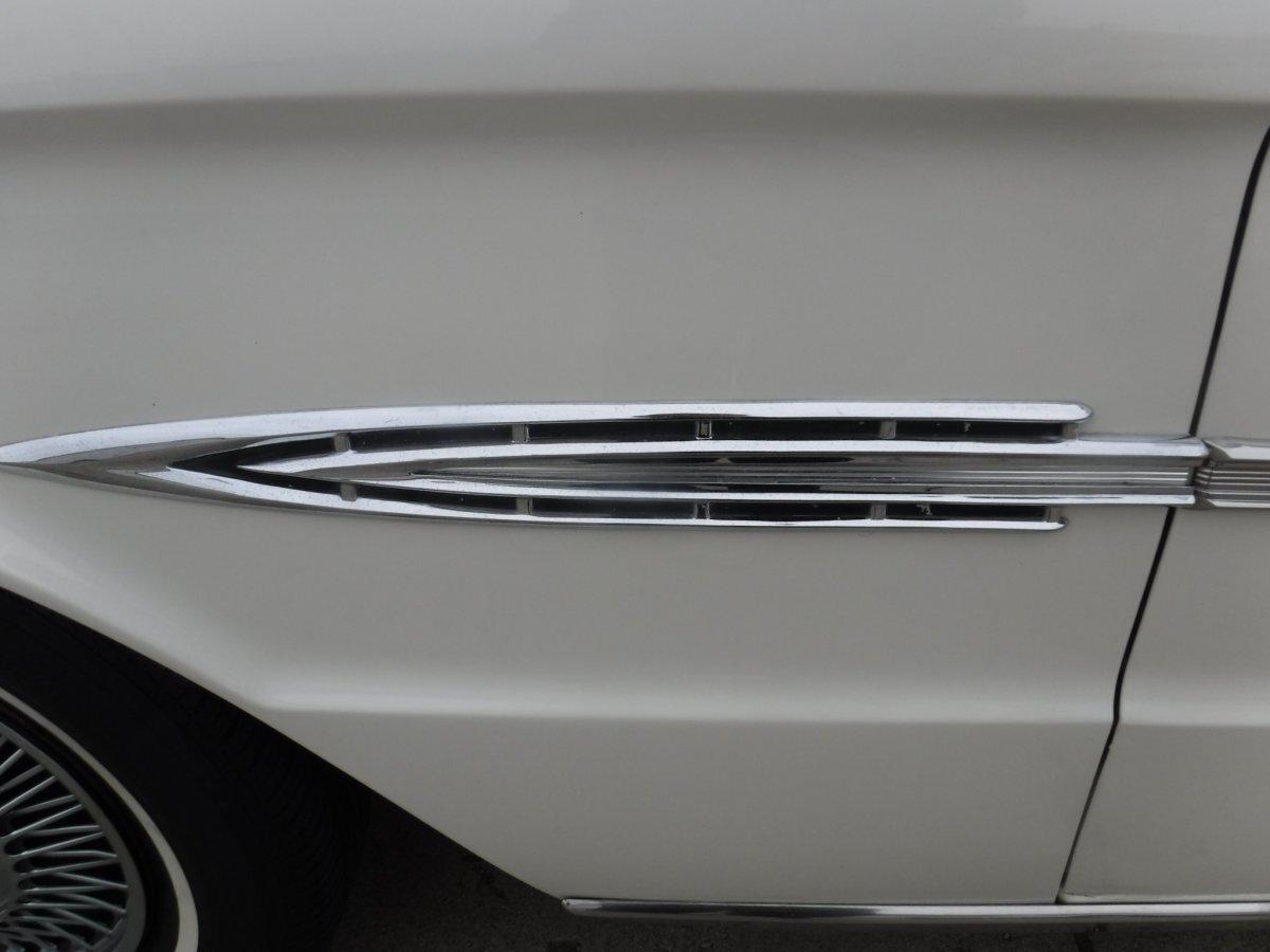 1963 FORD FALCON SPRINT CONVERTIBLE V8, SPRINT CONVERTIBLE AUTO TRANS - Photo
