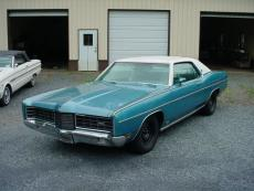 1970 FORD LTD GALAXIE COUPE 429 FOUR SPEED