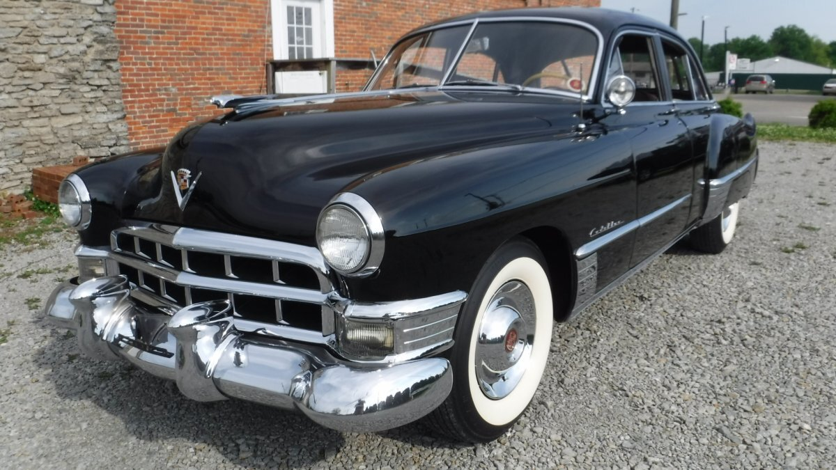 1949 CADILLAC SERIES 6269 4 DOOR SERIES 62 HYDRO WINDOW LIFTS in Milford, OH