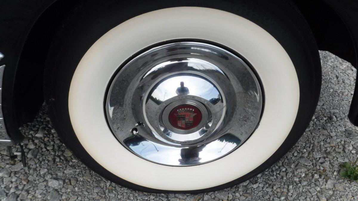 1949 CADILLAC SERIES 6269 4 DOOR SERIES 62 HYDRO WINDOW LIFTS - Photo