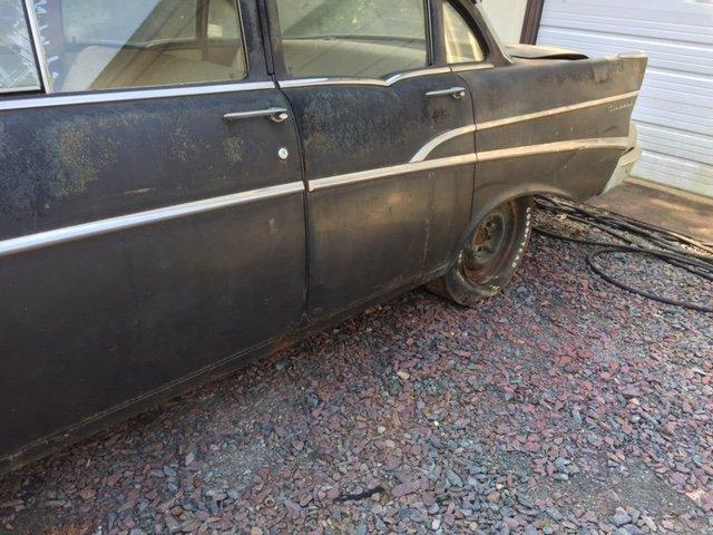 1957 CHEVROLET 210 4 DOOR SEDAN 6 CYL , AUTO, - Photo