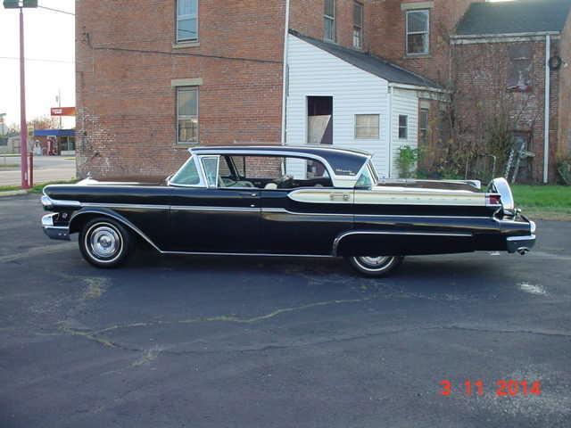 1957 MERCURY TURNPIKE CRUISER 4 DOOR HARDTO 4 DOOR HARDTOP TURNPIKE CRUISER in Milford, OH