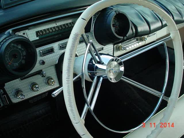 1957 MERCURY TURNPIKE CRUISER 4 DOOR HARDTO 4 DOOR HARDTOP TURNPIKE CRUISER - Photo