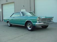 1965 FORD GALAXIE 500 XL FASTBACK BUCKET