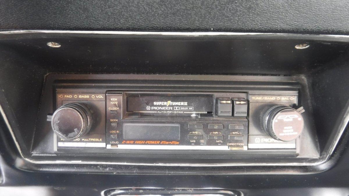 1972 BUICK SKYLARK CUSTOM CONVERTIBLE 455 455-4 CONVERTIBLE - Photo