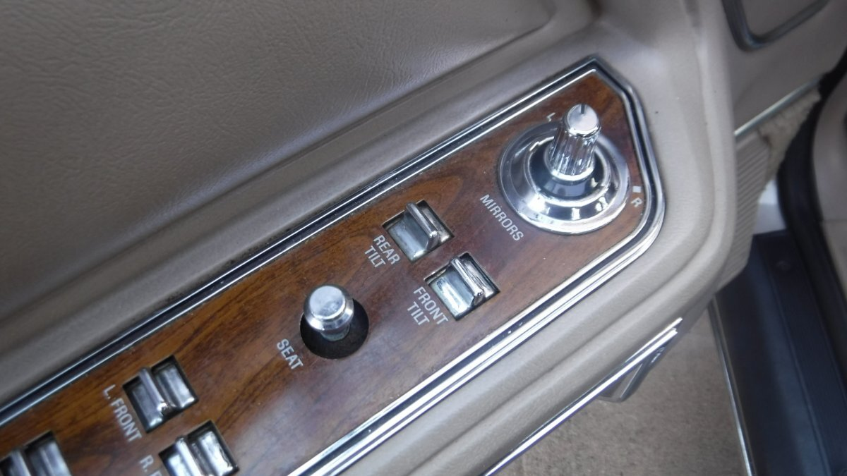 1989 LINCOLN TOWN CAR SIGNATURE SERIES LEATHER SIGNATURE SERIES - Photo