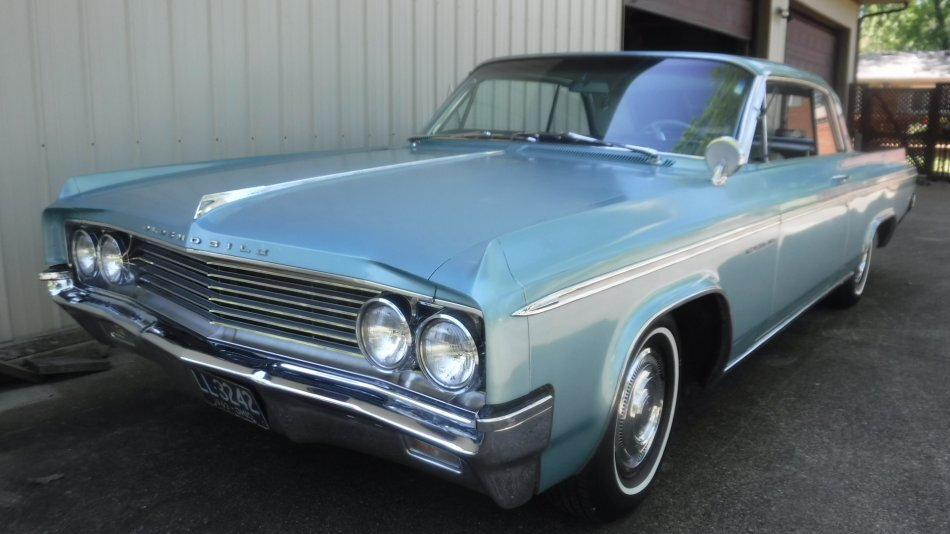 1963 OLDSMOBILE SUPER 88 HOLIDAY COUPE HOLIDAY COUPE 394-4 AUTO in Milford, OH