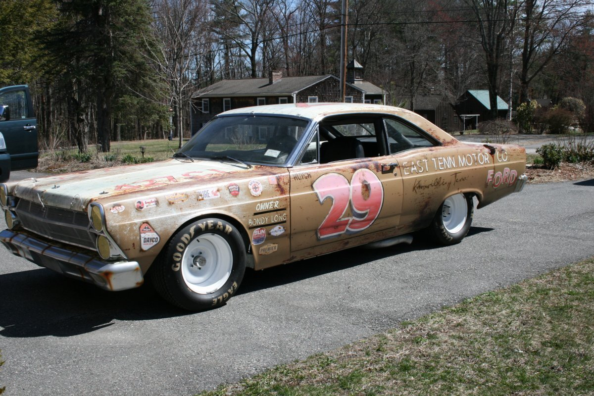 1967 FORD FAIRLANE NASCAR REPLICA in Milford, OH