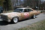 1967 FORD FAIRLANE NASCAR REPLICA